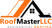 Roof Master LLC residential roofing services icon.